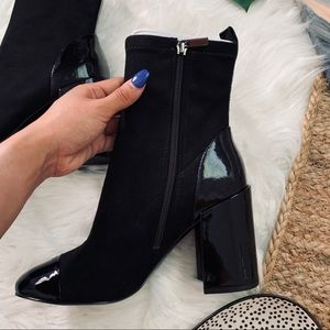 Marc Fisher Shoes - Marc Fisher Ltd black suede booties